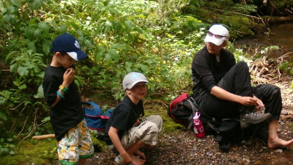 Chinook Council - Scouts Canada Camp Gardner Hiking