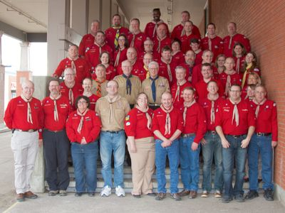 Chinook Council - Scouts Canada Council Service Team