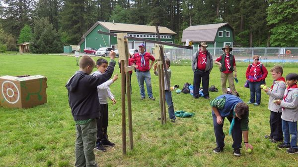 Chinook Council - Scouts Canada Field leaders session