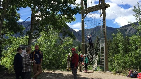 Chinook Council - Scouts Canada Zipline-2016