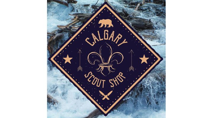 Calgary Scout Shop Closed - online orders are available